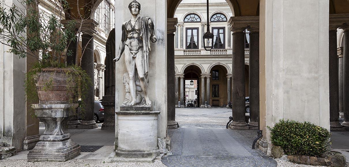 Palazzo Borghese Rome