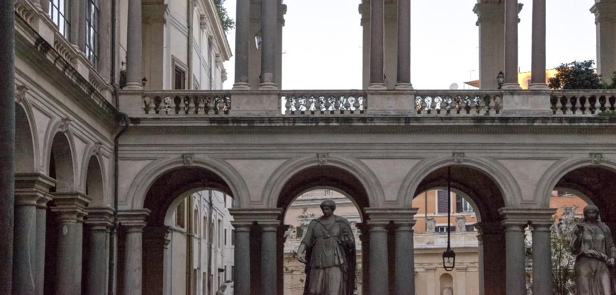 Palazzo Borghese Roma