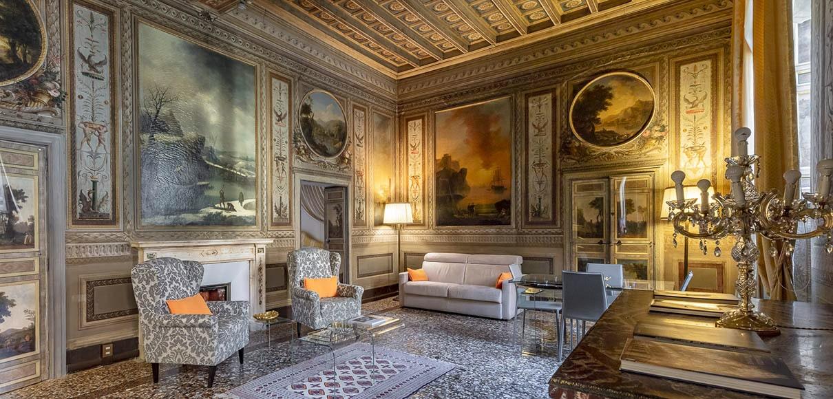 Palazzo Borghese Roma Historical Residences Rome
