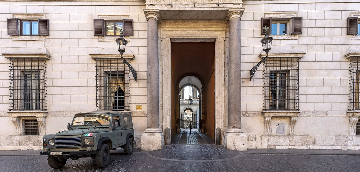 Palazzo Borghese Roma Historical Residences Rome