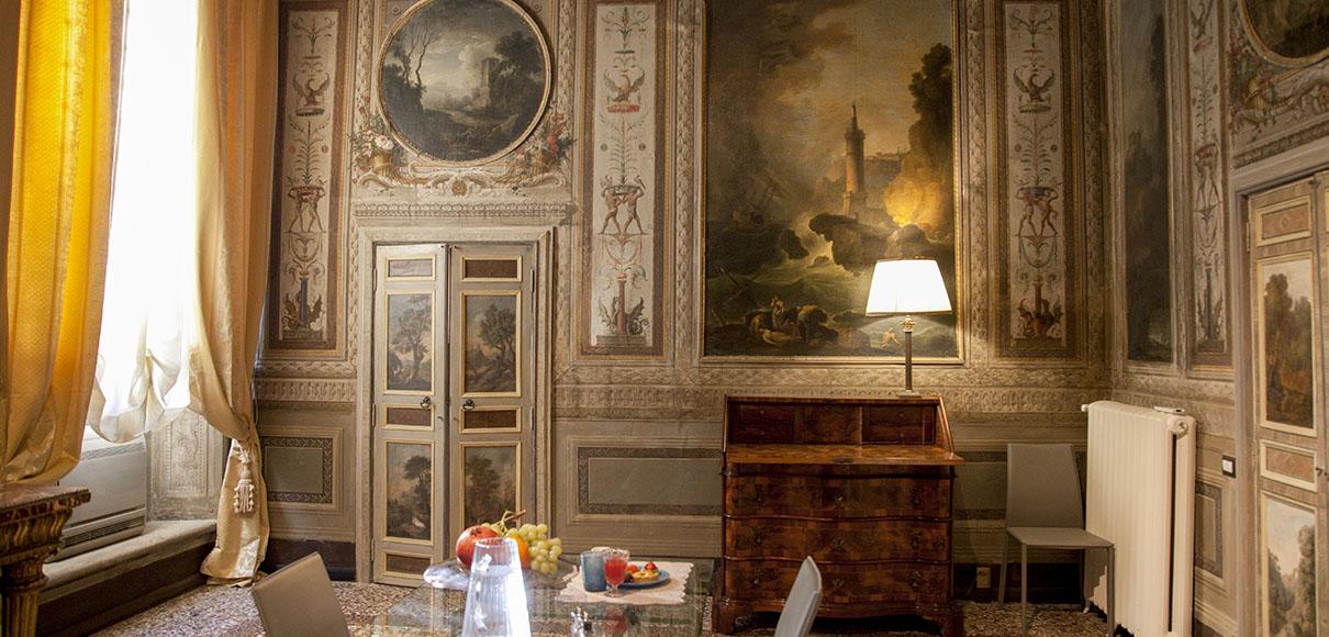 Suite Palazzo Borghese Roma