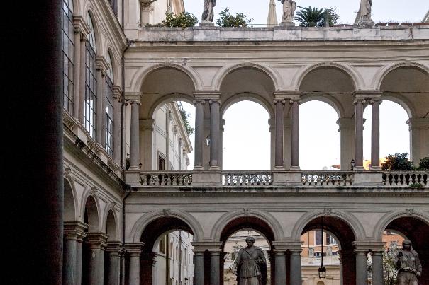Suite centro storico, Roma, Palazzo Borghese
